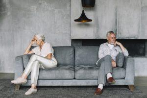 Scheidungs-Immobilie